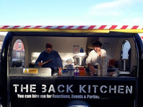 The Homeless Back Kitchen Project
