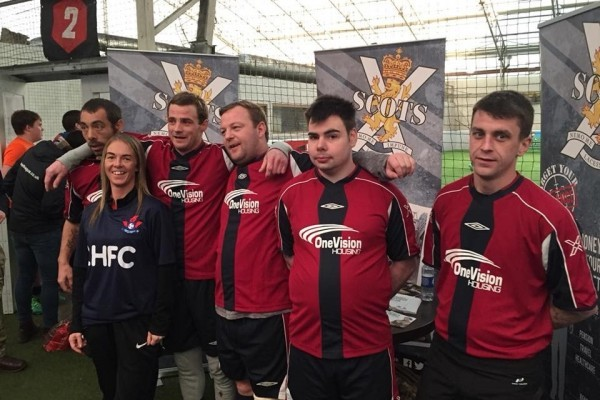 LHFC Street Soccer Scotland Tournament 2017