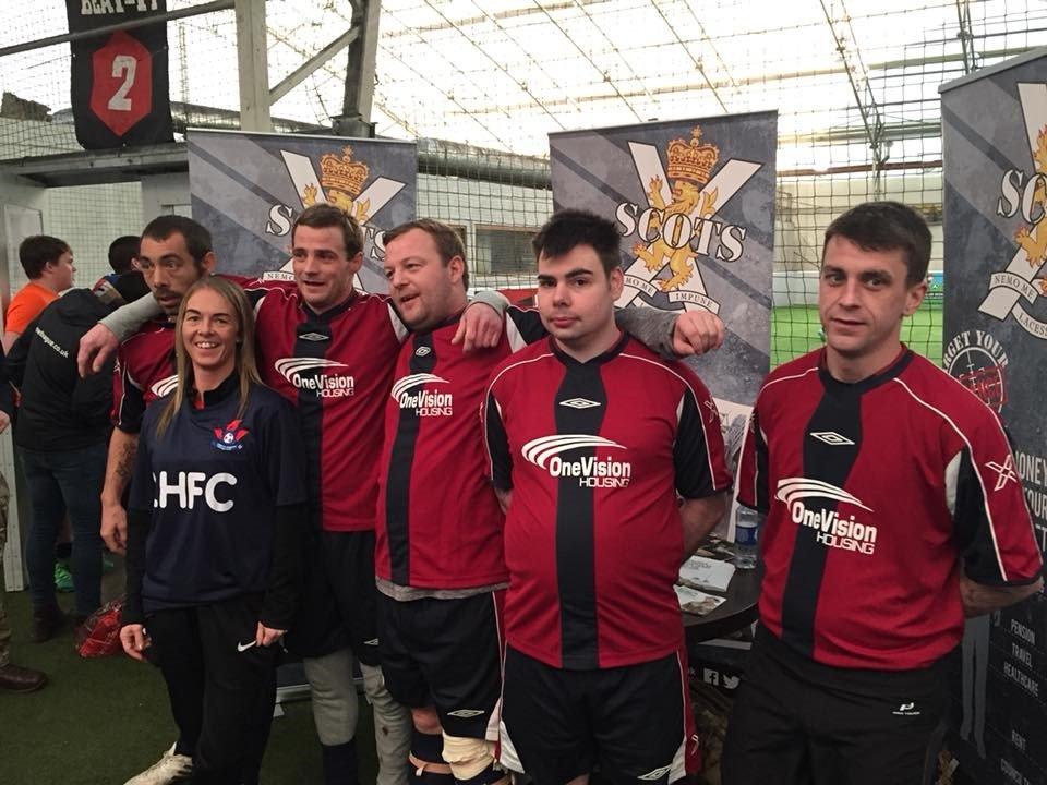 LHFC Street Soccer Scotland Tournament 2017